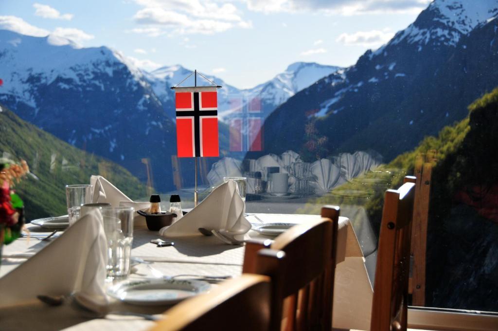 Hotel Videseter, Гейрангер, Норвегия