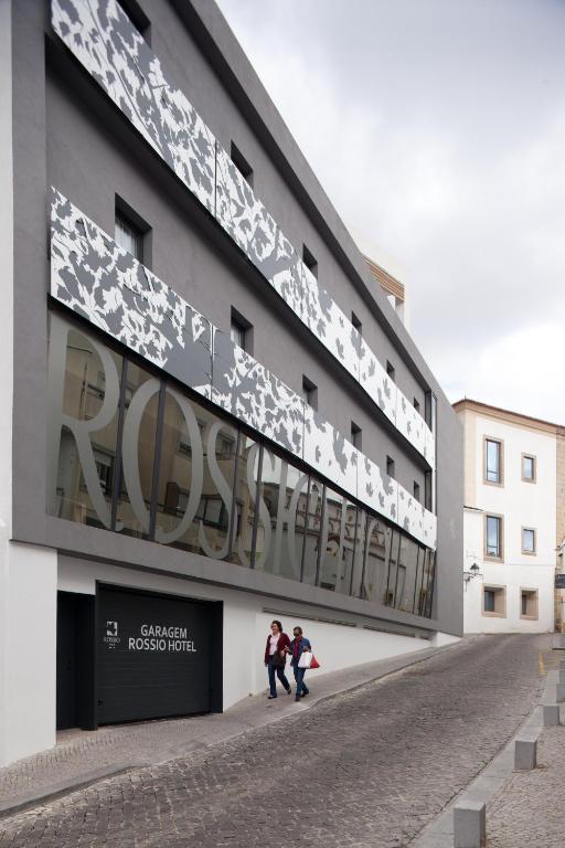 Rossio Hotel, Понте-де-Лима, Португалия