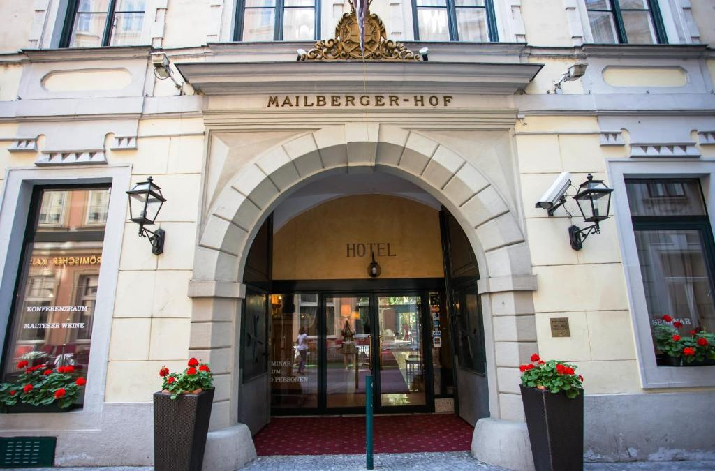 Hotel Mailberger Hof, Вена, Австрия