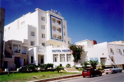 Отель Hotel Mezri, Монастир