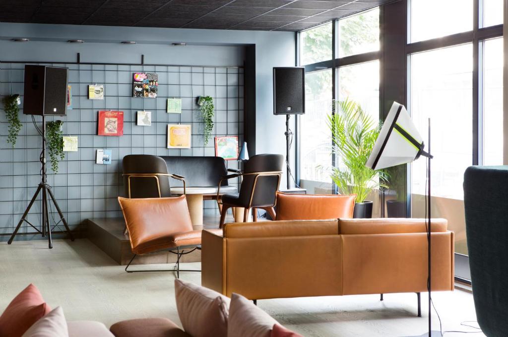 Comfort Hotel Holberg, Берген, Норвегия