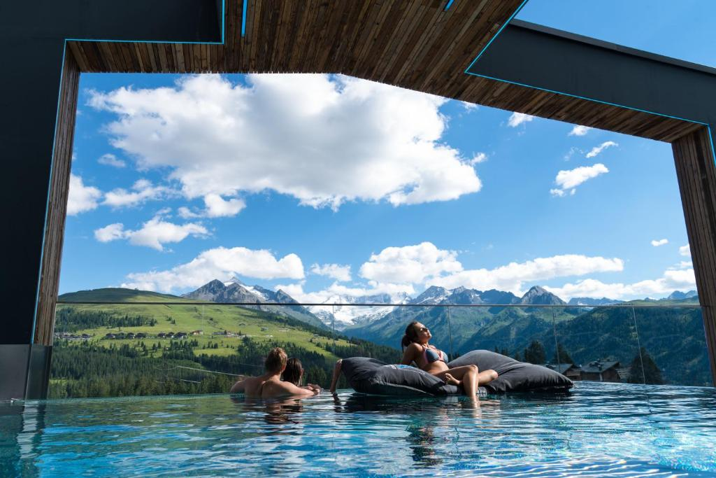 Das Alpenwelt Resort, Вальд, Австрия