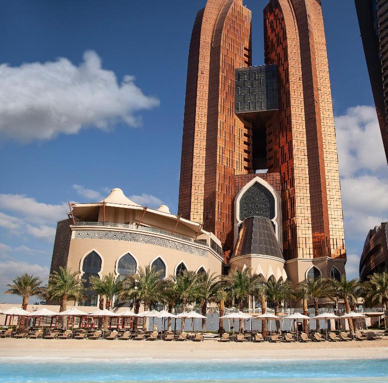 Bab Al Qasr Hotel, Абу-Даби, ОАЭ