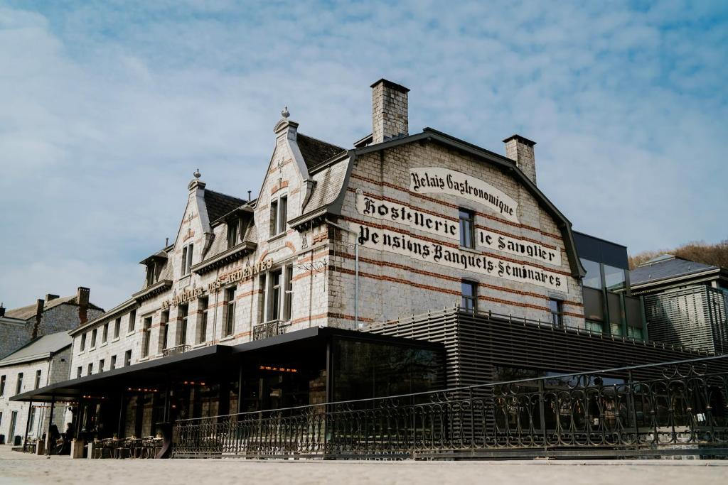 Hotel Sanglier des Ardennes, Дюрбюи, Бельгия