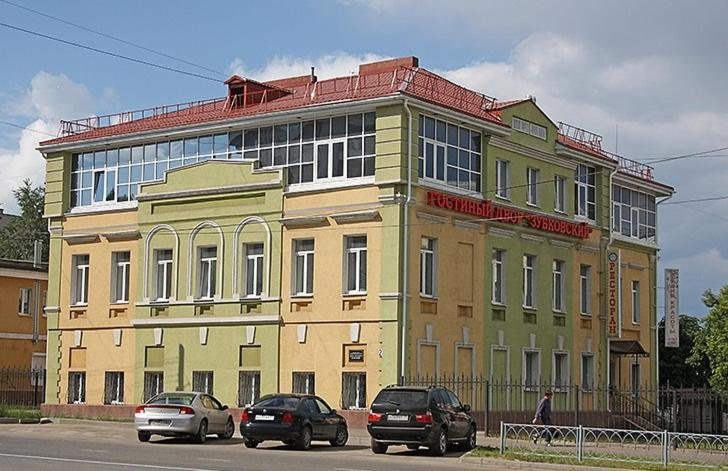 Отель Зубковский, Иваново