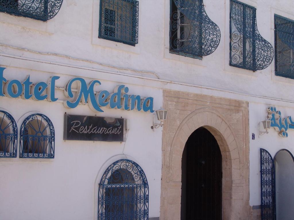 Отель Hôtel Medina, Сус
