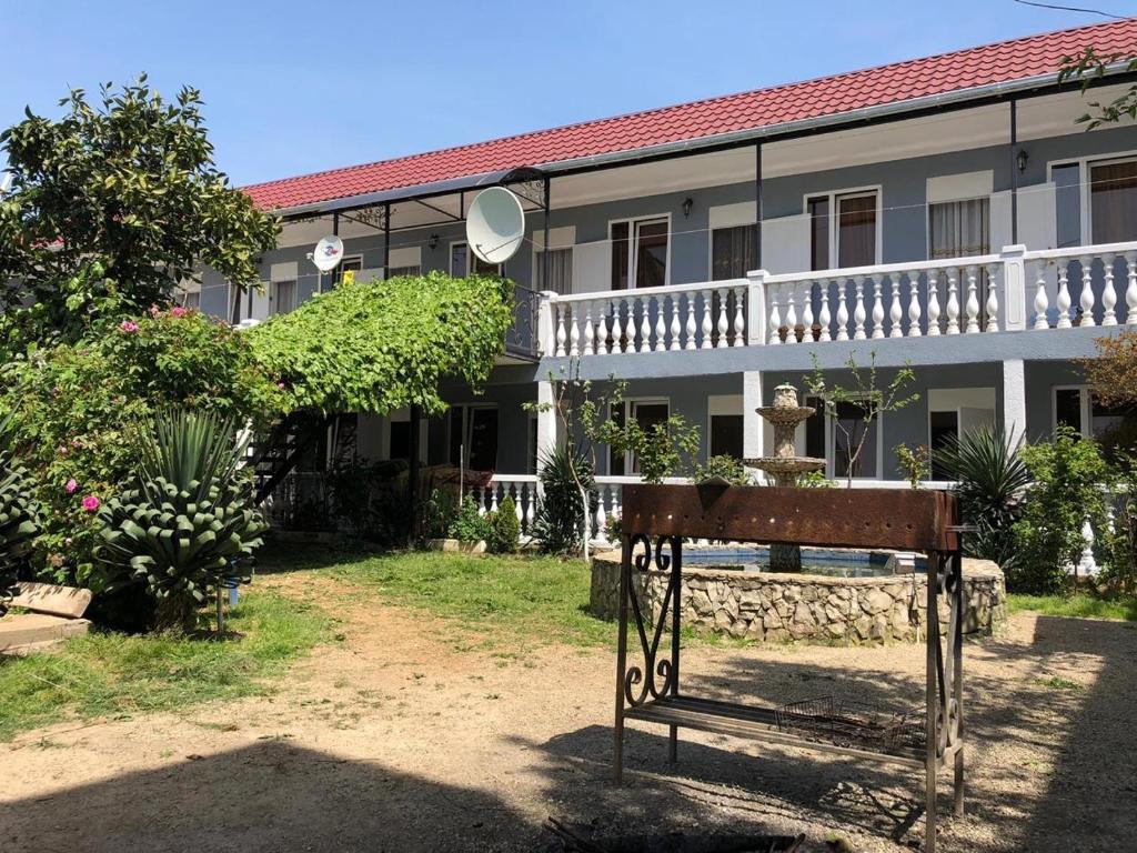 Отель Каво-де-Буксо, Гудаута, Абхазия