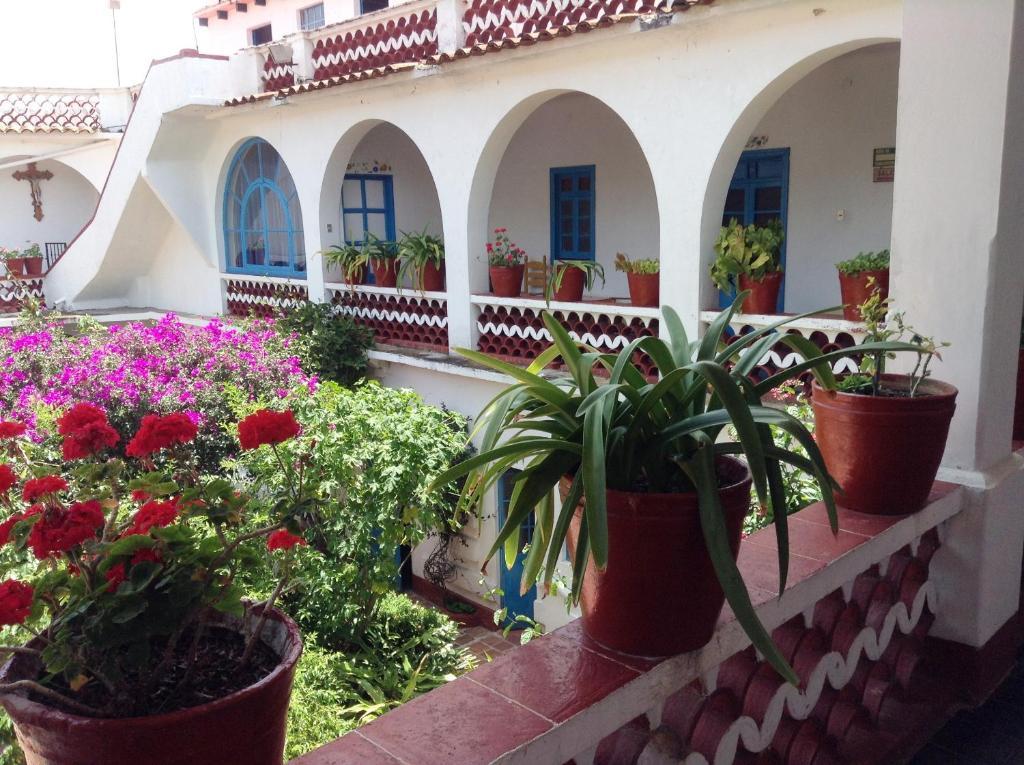 Отель Hotel Santa Prisca, Таско-де-Аларкон