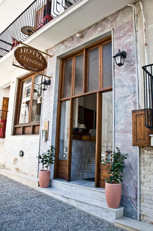 Апарт-отель Hotel Christina, Скиатос