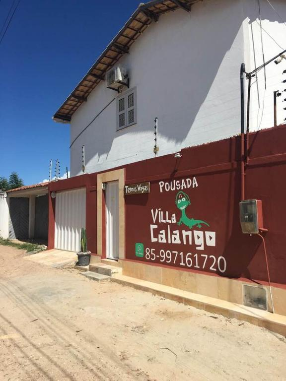 Гостевой дом Pousada Villa Calango, Каноа-Кебрада