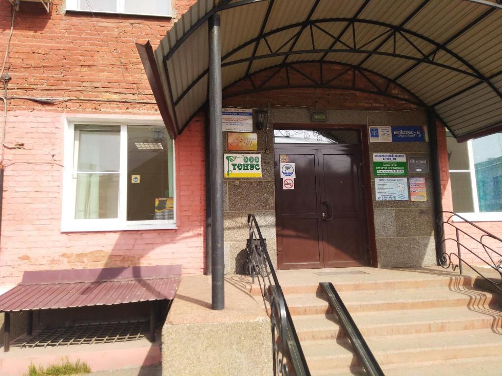 Гостиница Луч, Ангарск