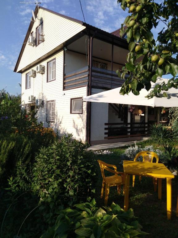 Гостевой дом Елена, Цандрипш, Абхазия