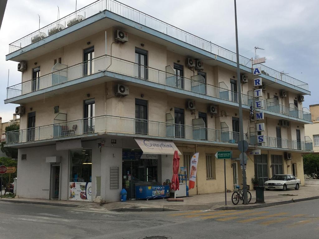 Отель Artemis, Нафплион