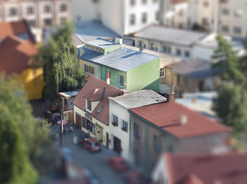 Гостевой дом Penzion U Vinotéky, Нимбурк