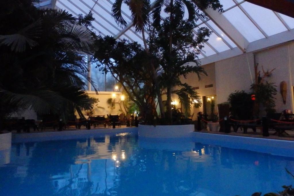 Hotel Tropical, Дюрбюи, Бельгия