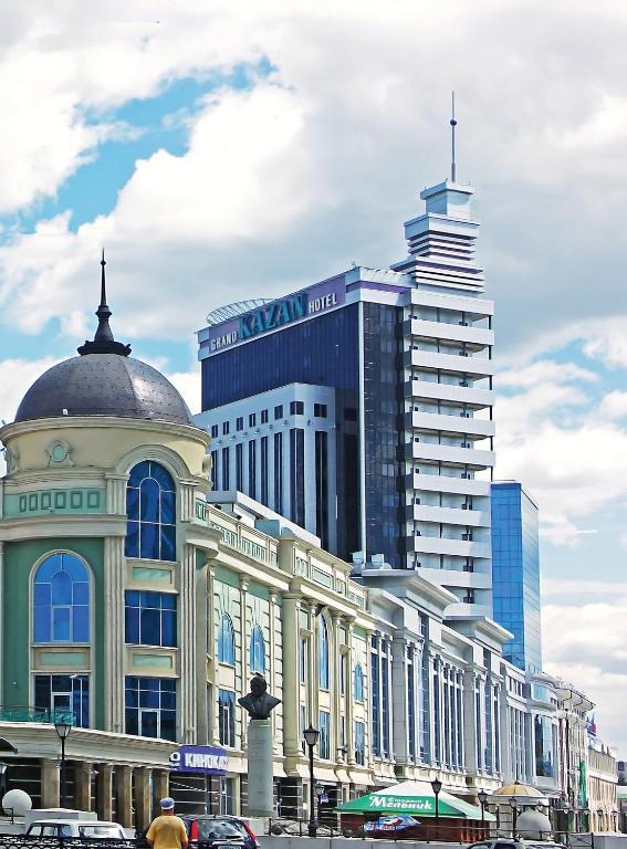 Отель Казань