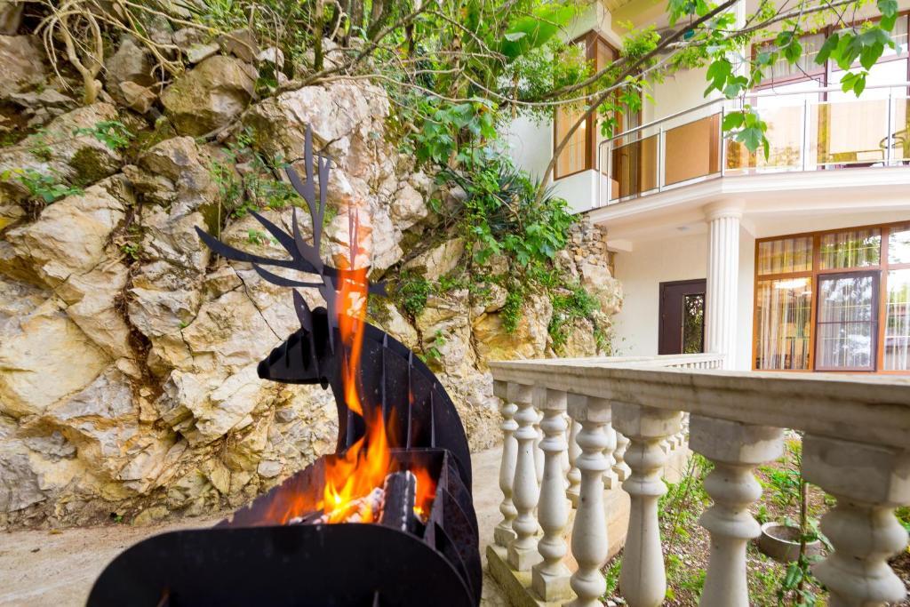 Гостевой дом Цикломен у Романа, Отрадное, Абхазия