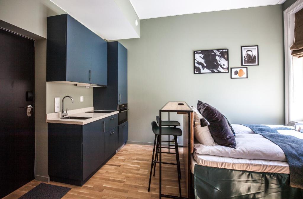 Frogner House Apartments - Arbins gate 3, Осло, Норвегия