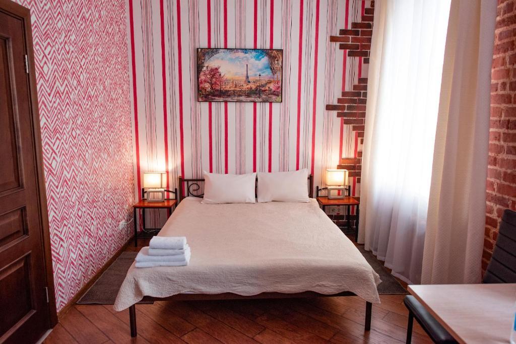Отель на Цветном