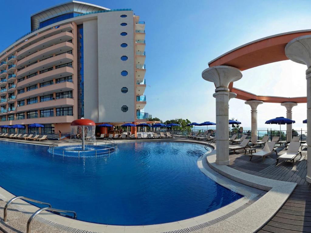 Astera Hotel & Spa - Ultra All Inclusive, Золотые Пески, Болгария