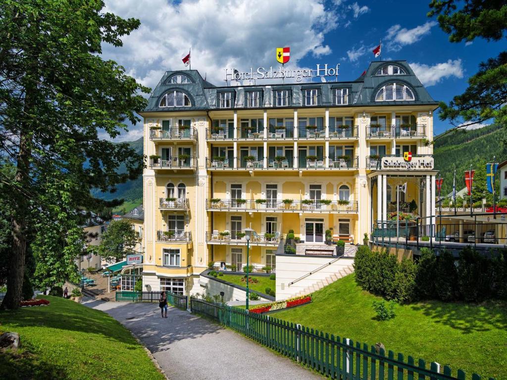 Hotel Salzburger Hof, Бад-Гастайн, Австрия