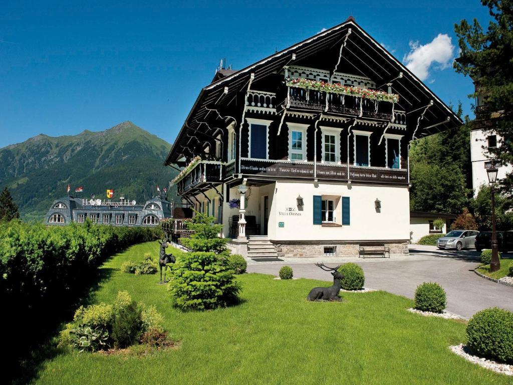 Villa Orania, Бад-Гастайн, Австрия
