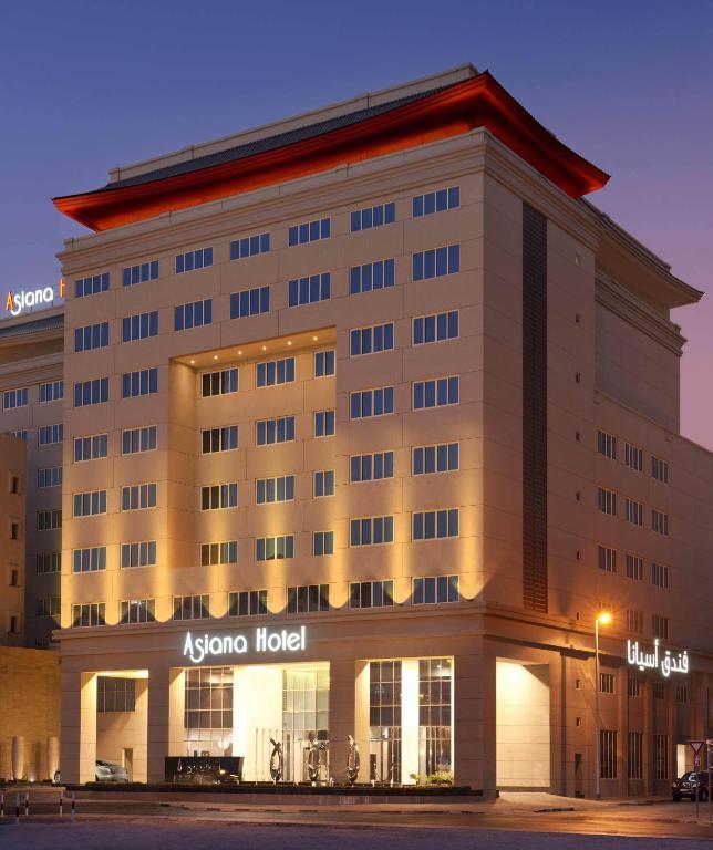 Asiana Hotel Dubai, Дубай, ОАЭ