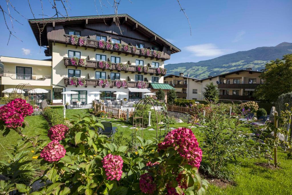 Landhaus Zillertal, Альпбах, Австрия