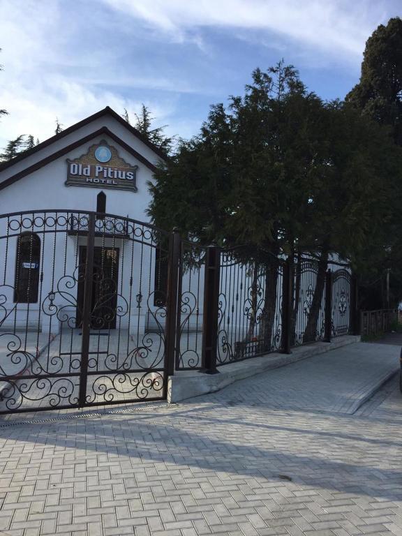 Отель Old Pitius, Пицунда, Абхазия