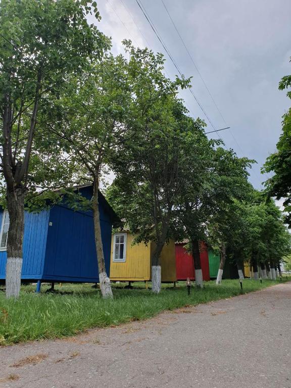 База отдыха «Хуторок Дофиновка», Одесса