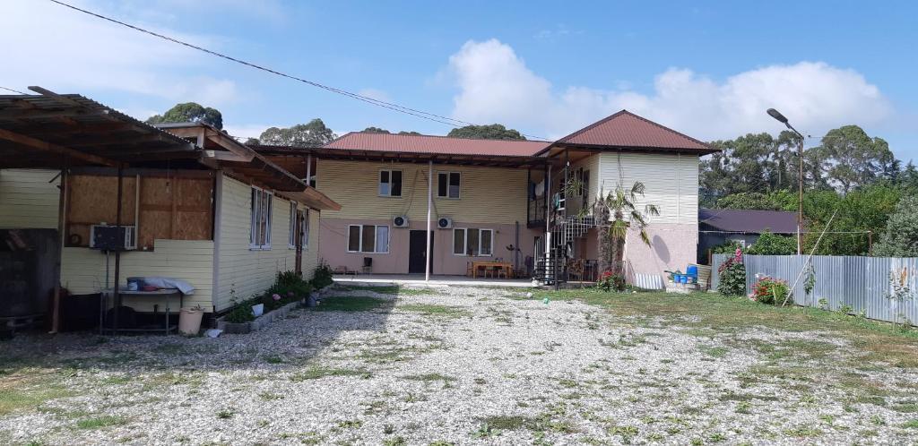 Гостевой дом, Пицунда, Абхазия