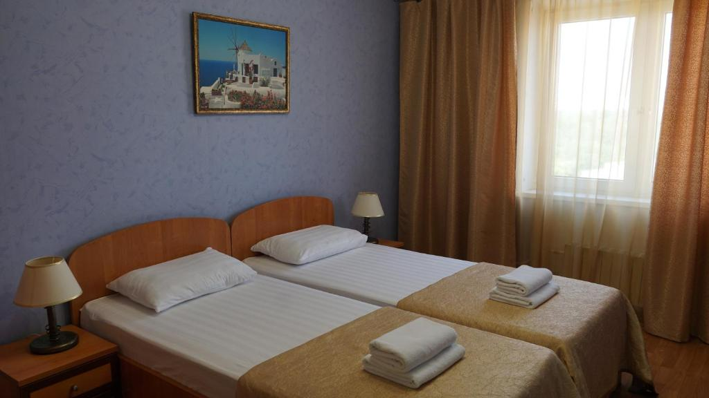 Гостиница АПК, Москва