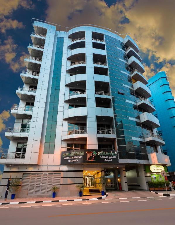 Al Waleed Palace Hotel Apartment Al Barsha, Дубай, ОАЭ