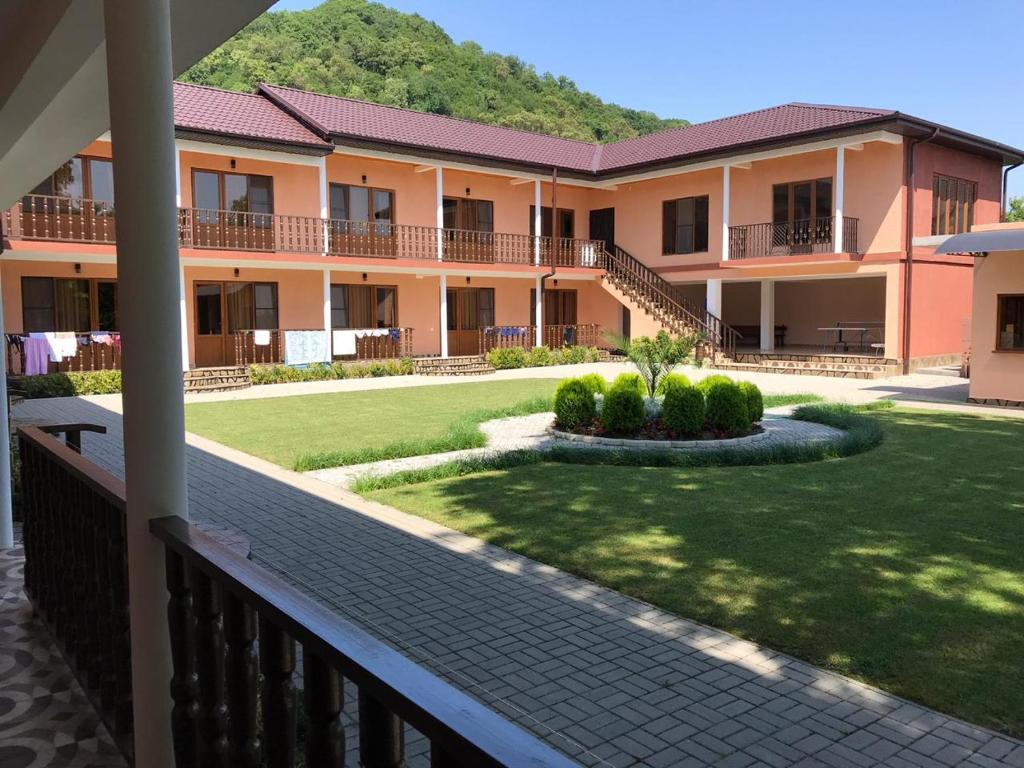 Гостевой дом Пекан, Пицунда, Абхазия