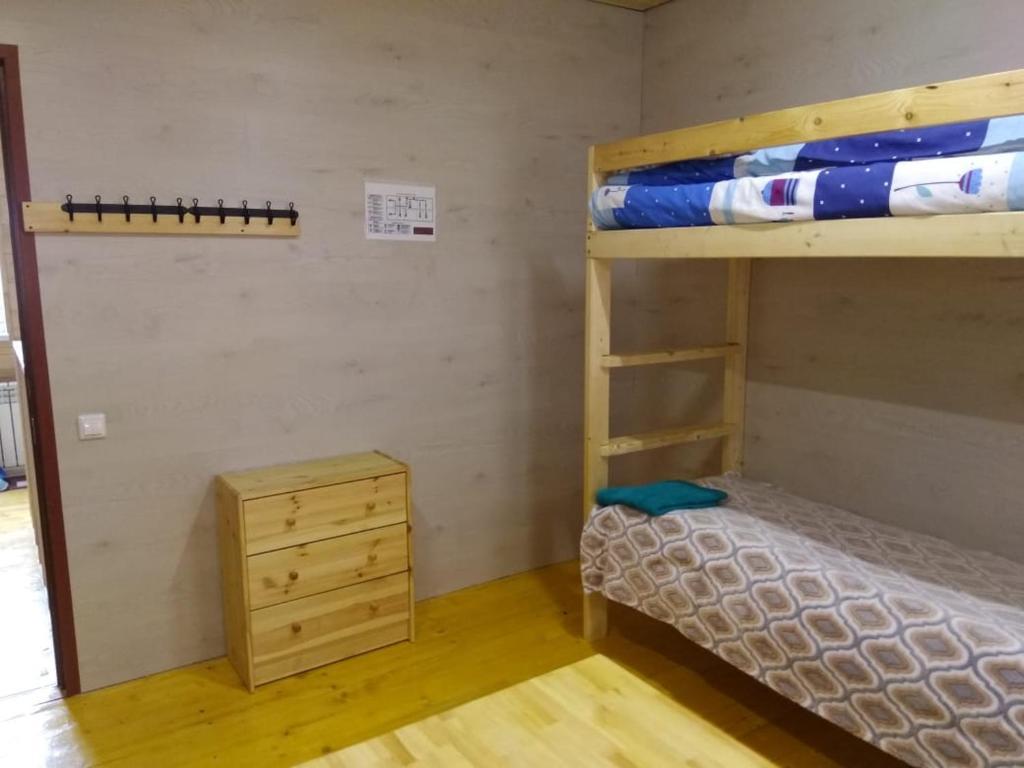 Четырехместный (Стандартный четырехместный номер) гостевого дома Ковчег 51