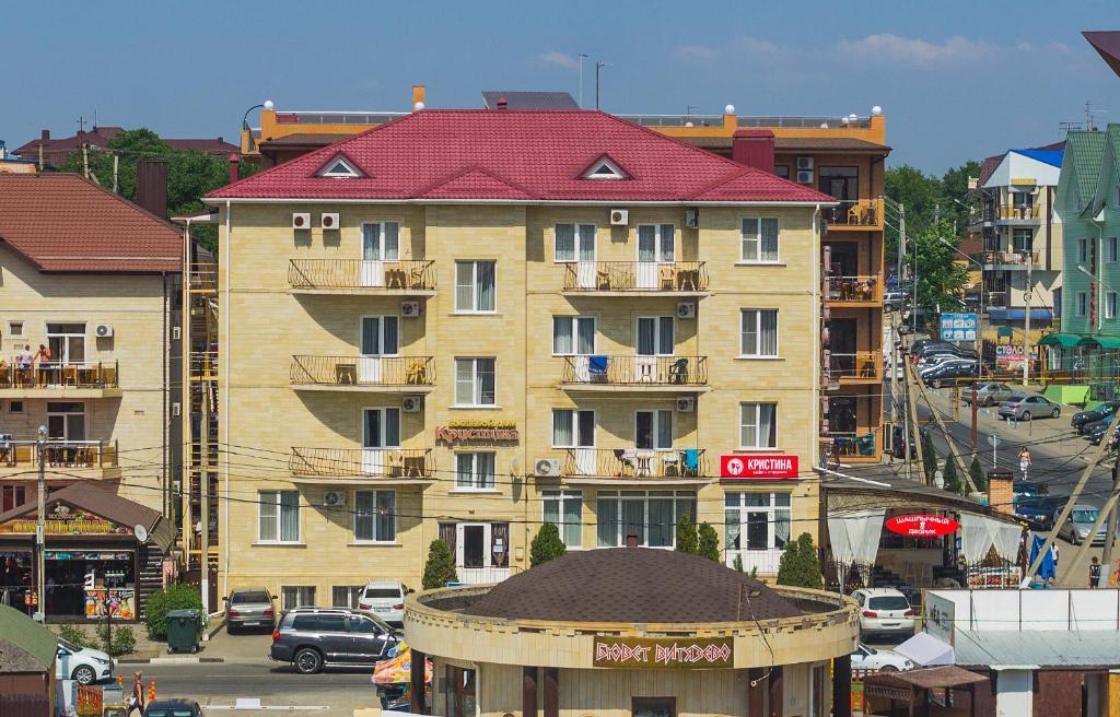 Гостевой дом Кристина, Витязево