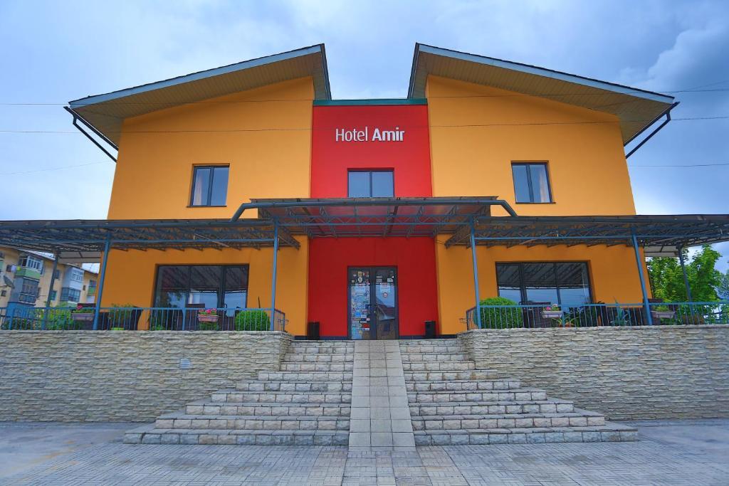 Гостиницы Каракола (Иссык-Кульская область)