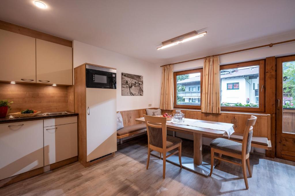 Apartment Anita, Альпбах, Австрия