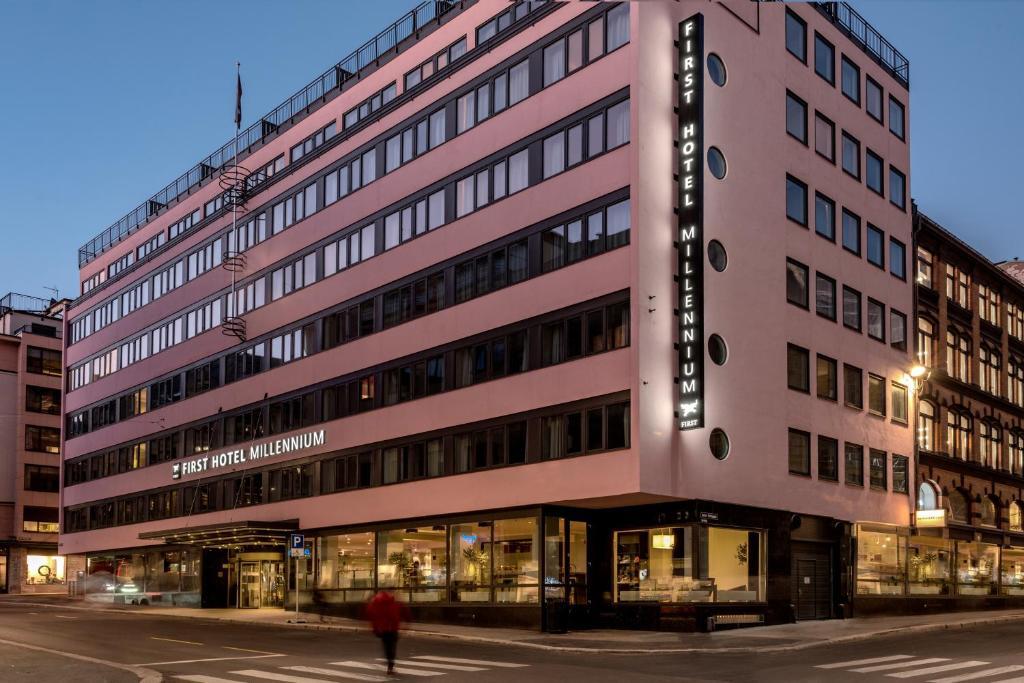 First Hotel Millennium, Осло, Норвегия