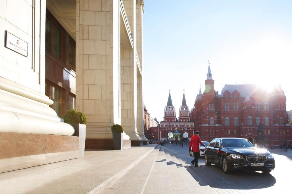 Отель Four Seasons Hotel Moscow, Москва