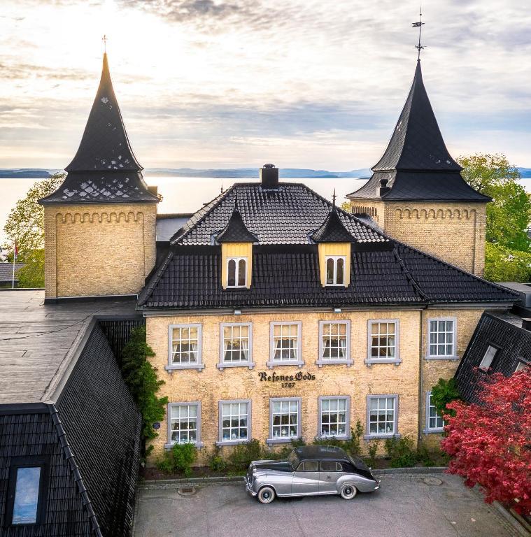 Hotel Refsnes Gods, Мосс, Норвегия