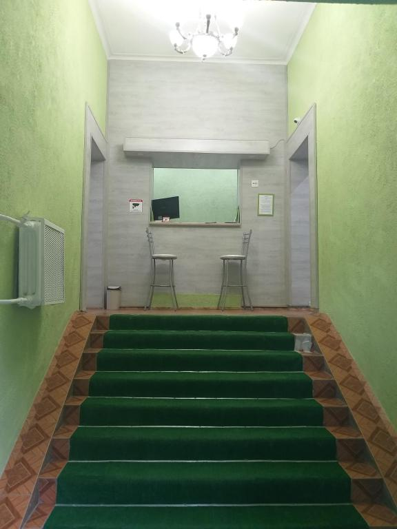 Хостел Green Point Hovrino, Москва