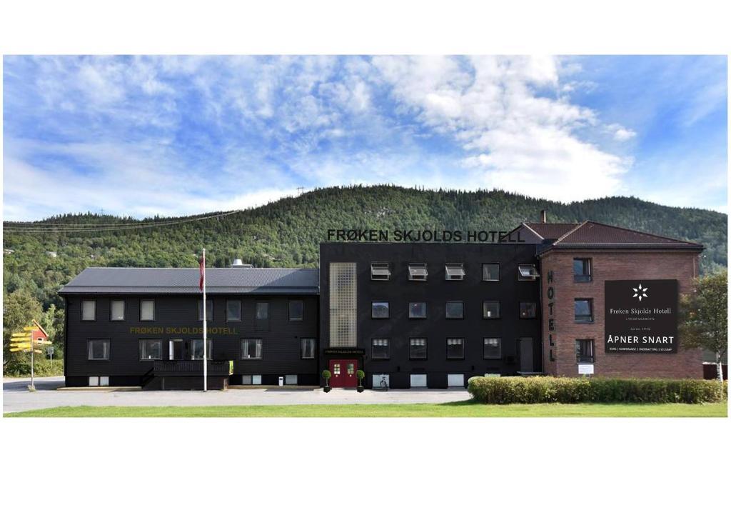 Lyngengården Hotel Skaret, Мушёэн, Норвегия