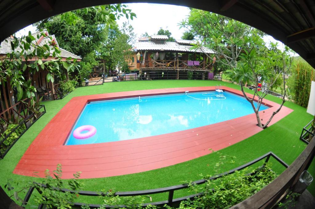 Гостевой дом Sawasdeepai River Resort, Пай