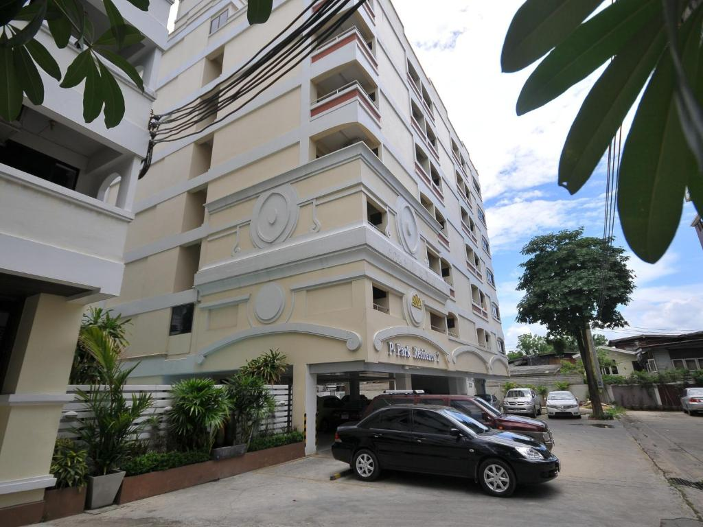 P-Park Residence - Charansanitwong-Rama7