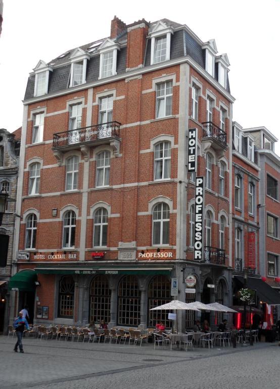 Hotel Professor, Левен, Бельгия