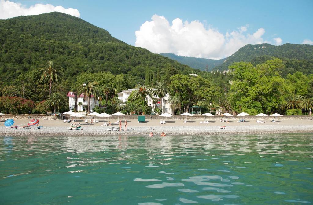 Отели в Абхазии Всё включено в сентябре