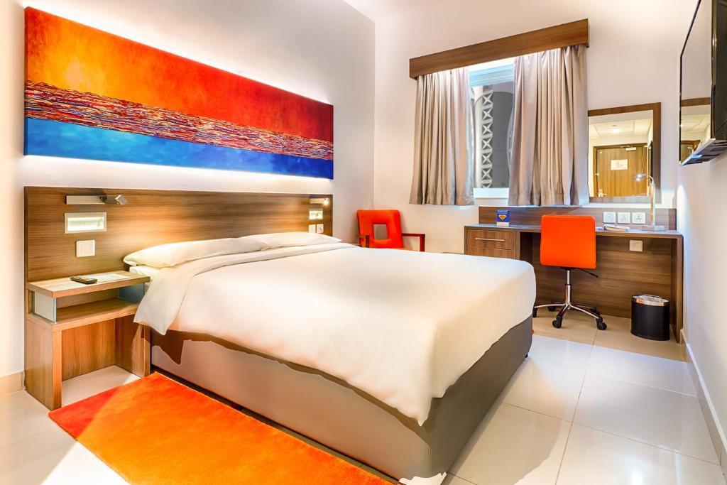 Citymax Hotel Al Barsha, Дубай, ОАЭ