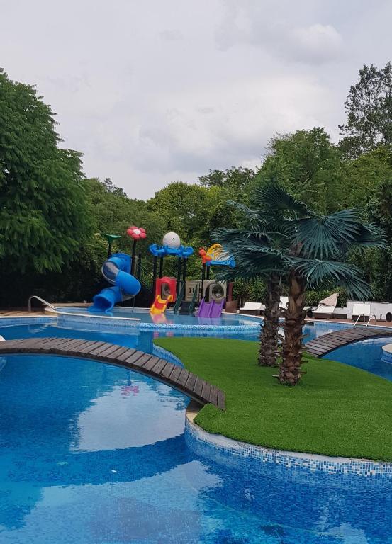 Hotel Elit Palace and SPA, Балчик