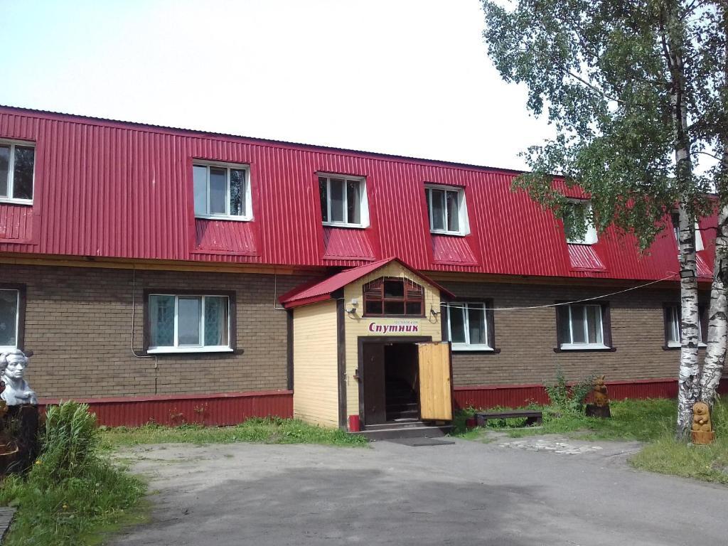 Отель Спутник, Няндома